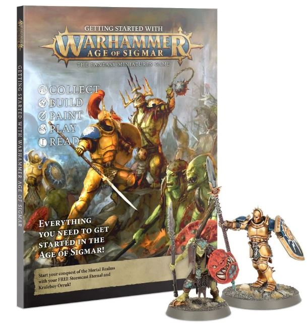Age of Sigmar : Getting Started