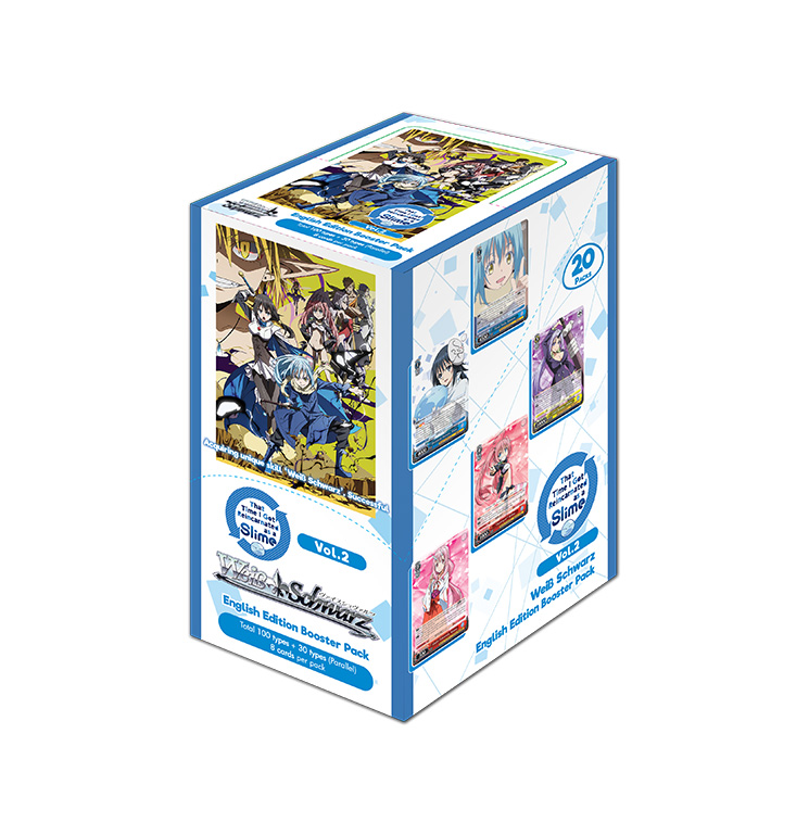 That Time I Got Reincarnated as a Slime Vol. 2 : Booster Box