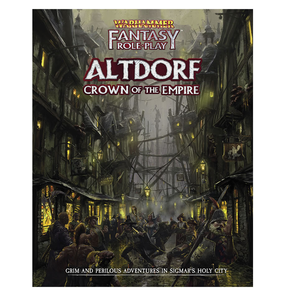 Altdorf: Crown of the Empire