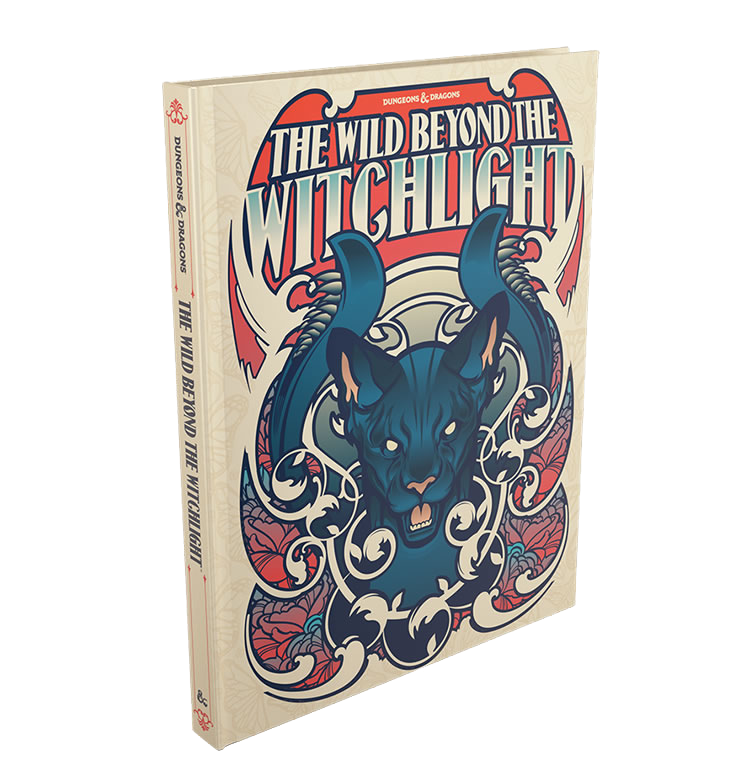 Dungeons & Dragons : The Wild Beyond the Witchlight (Limited Cover)
