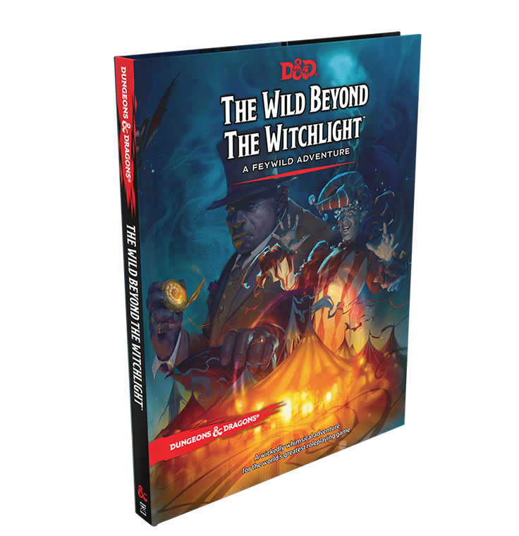 Dungeons and Dragons : The Wild Beyond the Witchlight
