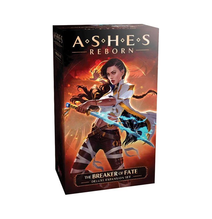Ashes Reborn: The Breaker of Fate - Deluxe Expansion