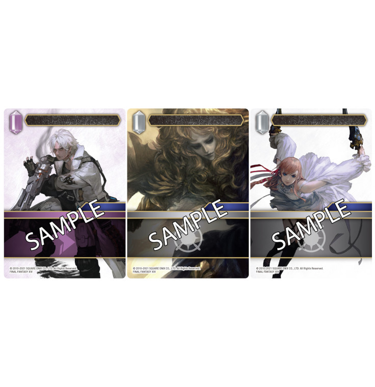 FF TCG: Final Fantasy 14 (XIV) 2-Player Starter Set Shadowbringers