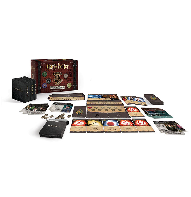 Harry Potter: Hogwarts Battle : The Charms and Potions Expansion