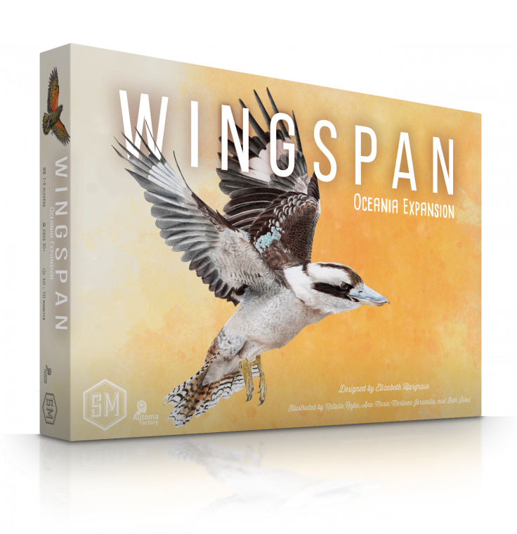Wingspan : Oceania Birds Expansion