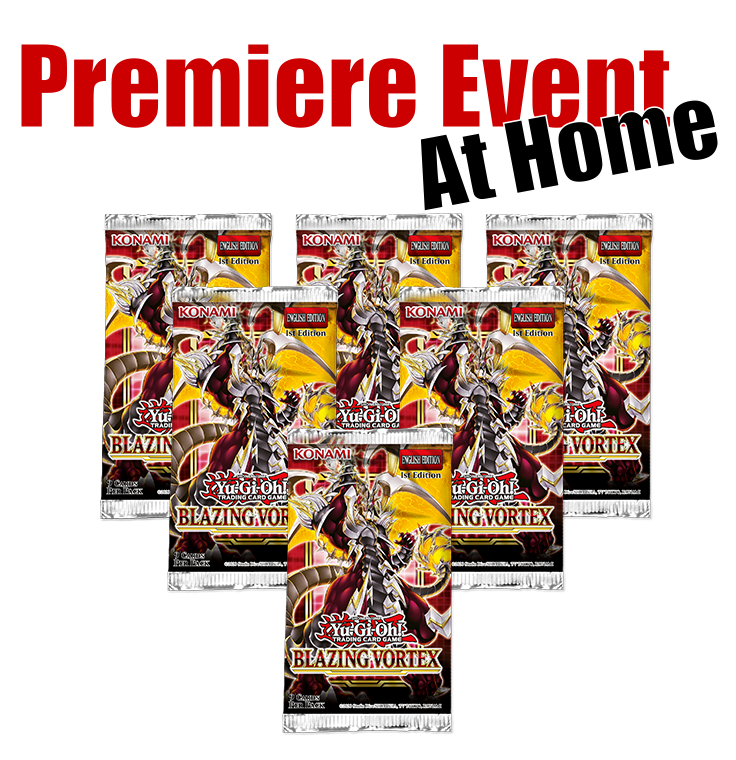 Blazing Vortex : Premiere Event Kit