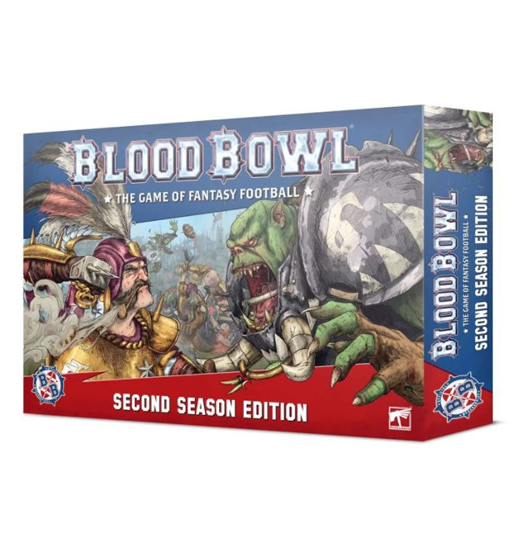 Blood Bowl : Second Season Edition