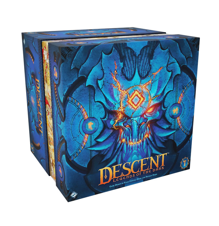 Descent : Legends of the Dark