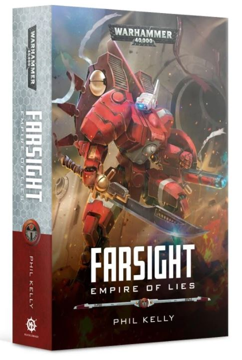 Black Library : Farsight : Empire of Lies