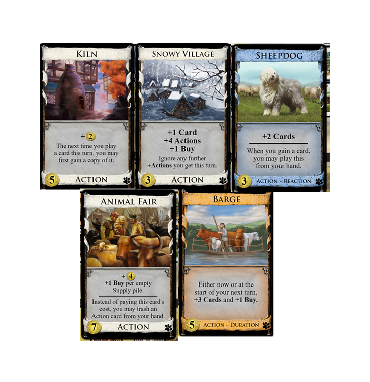 Dominion : Menagerie