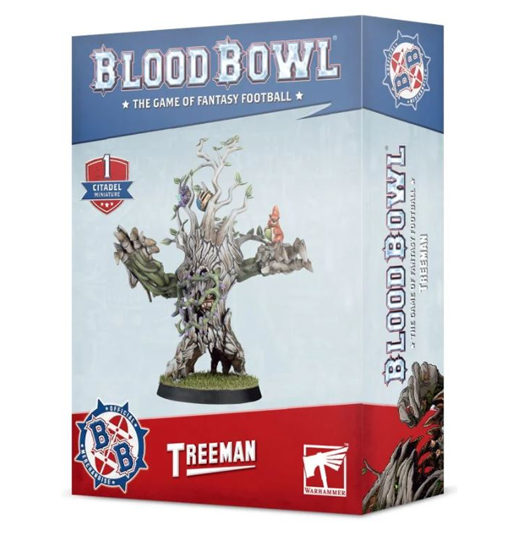 Blood Bowl : Treeman
