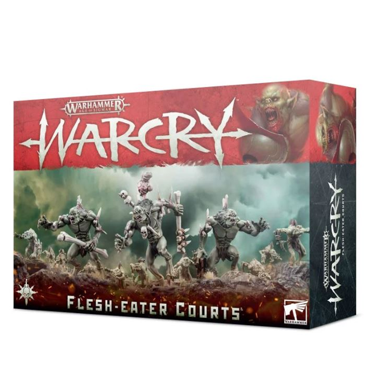 Warcry : Flesh-eater Courts