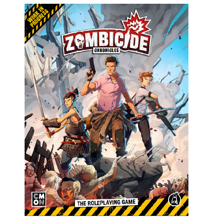 Zombicide : Chronicles RPG